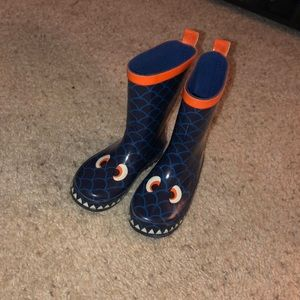 Other - Toddler dinosaur rain boots